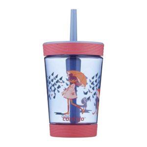 Contigo Spill Proof Tumbler 420 ml wink rain