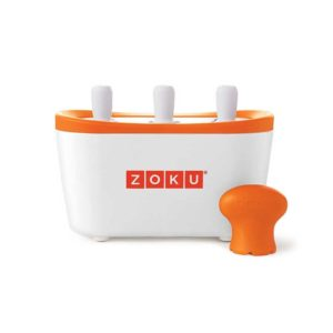 Zoku ZK101 Dispozitiv inghetata 3 incinte alb