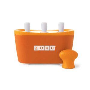 Zoku ZK101 Dispozitiv inghetata 3 incinte portocaliu