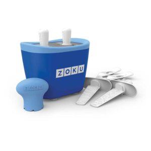 Zoku ZK107 Dispozitiv inghetata 2 incinte albastru