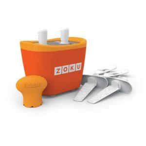 Zoku ZK107 Dispozitiv inghetata 2 incinte portocaliu
