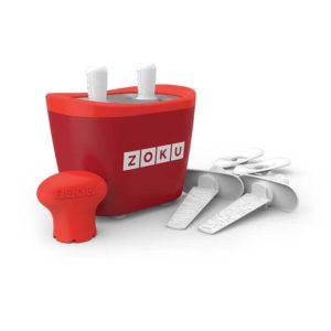 Zoku ZK107 Dispozitiv inghetata 2 incinte rosu